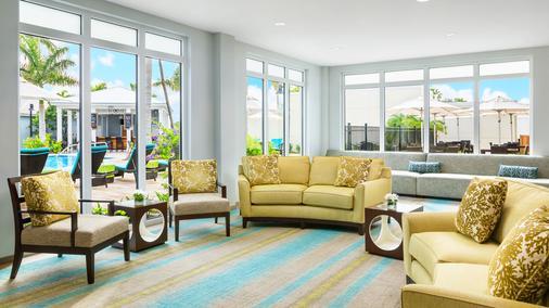 24 North Hotel Key West - Key West - Lobby