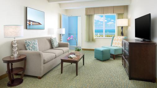 24 North Hotel Key West - Key West - Living room
