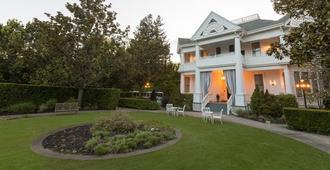 White House - Napa Valley Inn - Napa - Building