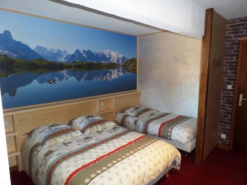 Hôtel Le Soly - Morzine - Bedroom