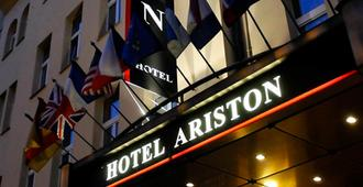 Hotel Ariston & Ariston Patio - Prague - Building