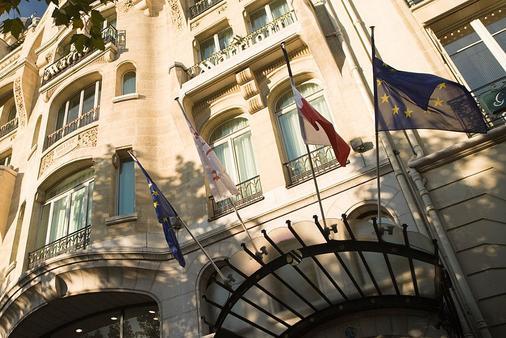 Paris Marriott Champs Elysees Hotel - Paris - Building