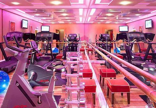 Paris Marriott Champs Elysees Hotel - Paris - Gym