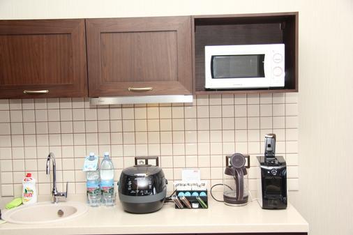 Forward Aparthotel - Sochi - Kitchen