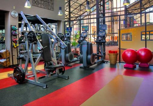 San Antonio Marriott Riverwalk - San Antonio - Gym