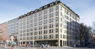 Aloft Munich - Munich - Building