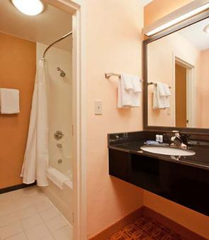 Fairfield Inn and Suites by Marriott Fort Worth Fossil Creek - Fort Worth - Bathroom