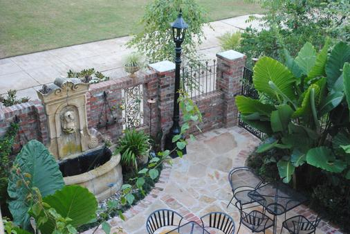 Stay Fairfield - Fairfield Place and Fairfield Manor Bed & Breakfast - Shreveport - Outdoor view
