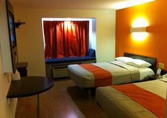 Motel 6 Indianapolis - Indianapolis - Bedroom