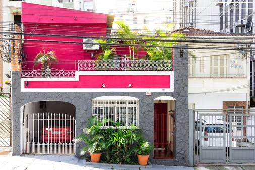 Pousada e Hostel SP Economica - São Paulo - Building