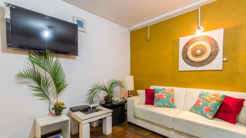 Pousada e Hostel SP Economica - São Paulo - Lobby