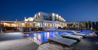 Tharroe of Mykonos - Mykonos - Pool