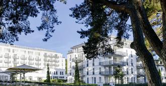 Steigenberger Grandhotel And Spa - Heringsdorf - Building