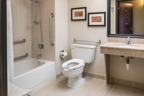 Comfort Inn Airport - Grand Rapids - Bathroom