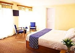 Hotel Horzay - Leh - Bedroom