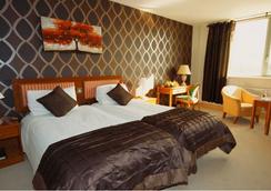 The Plaza Hotel - Dublin - Bedroom