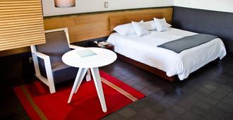 Hotel Azul de Oaxaca - Oaxaca - Bedroom