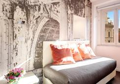 Hotel Abruzzi - Rome - Bedroom