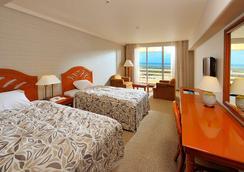Rizzan Sea-Park Hotel Tancha-Bay - Onna - Bedroom