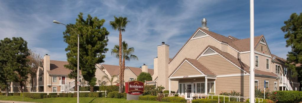 Residence Inn by Marriott Ontario Airport - Ontario - Building
