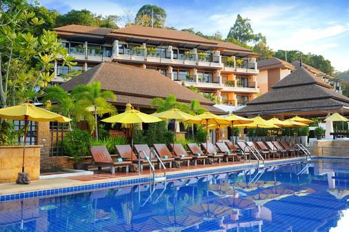 Aonang Cliff Beach Resort - Krabi - Pool