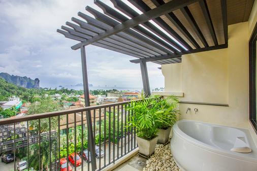Aonang Cliff Beach Resort - Krabi - Balcony