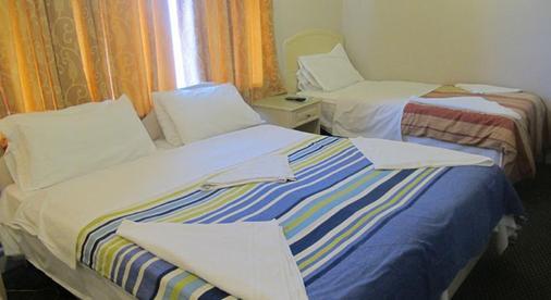 Boston Manor Hotel - London - Bedroom
