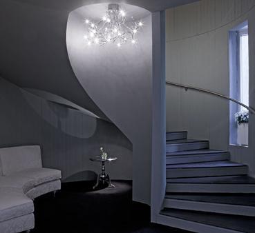 Twentyone Hotel - Rome - Stairs
