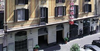 Hotel Genova - La Spezia - Building
