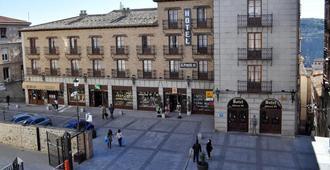 Sercotel Alfonso VI - Toledo - Building