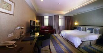 City Lake Hotel - Taipei - Bedroom