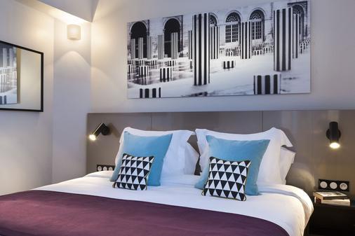Citadines Opéra Paris - Paris - Bedroom