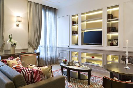 La Clef Tour Eiffel - Paris - Living room