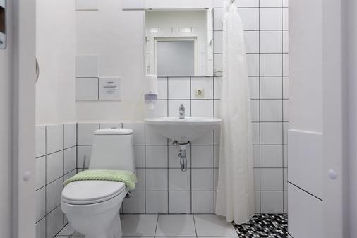 Station Hotel K43 - Saint Petersburg - Bathroom