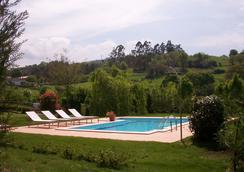 Palacio García Quijano - Santander - Pool
