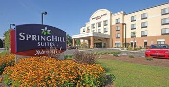SpringHill Suites by Marriott Charleston North-Ashley Phosphate - North Charleston - Building