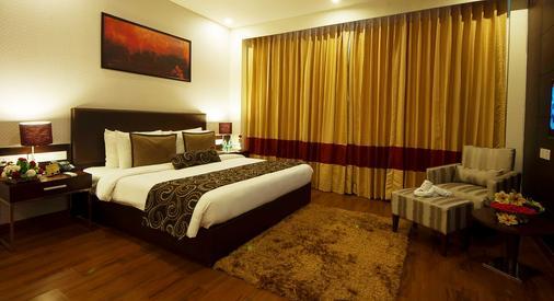 Humble Hotel Amritsar - Amritsar - Bedroom