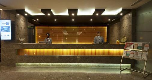 Humble Hotel Amritsar - Amritsar - Front desk