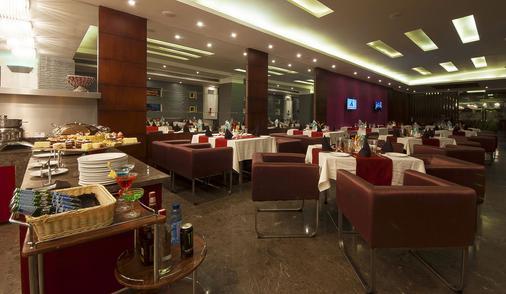 Humble Hotel Amritsar - Amritsar - Restaurant