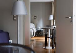 Nell Hotel & Suites, Bw Premier Collection - Paris - Bedroom