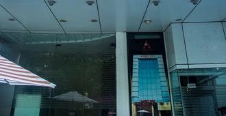 Amby Inn - New Delhi - Building