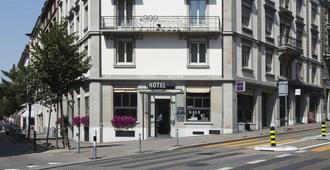 Hotel Scheuble - Zurich - Building