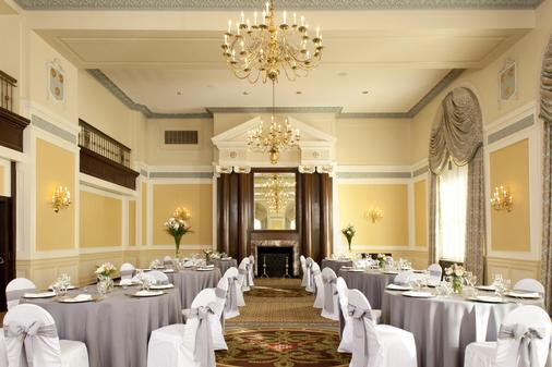 Francis Marion Hotel - Charleston - Banquet hall