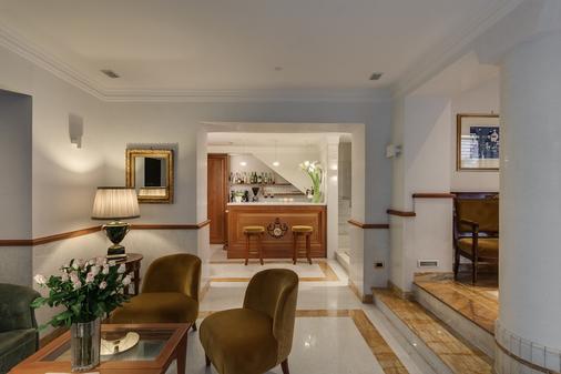 Hotel Borromeo - Rome - Lobby