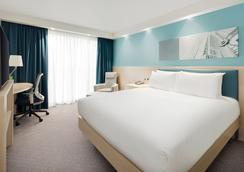 Hampton by Hilton London Docklands - London - Bedroom