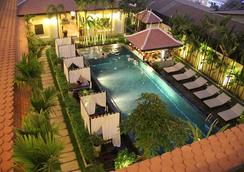 Residence Indochine D'angkor - Siem Reap - Pool