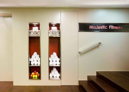Majestic Hotel & Spa Barcelona - Barcelona - Gym