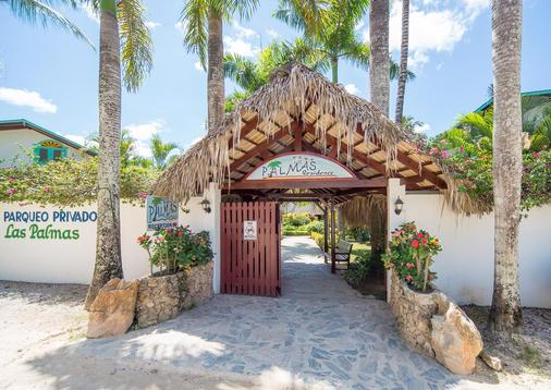 Las Palmas Residence - Las Terrenas - Front desk