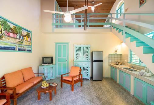 Las Palmas Residence - Las Terrenas - Living room