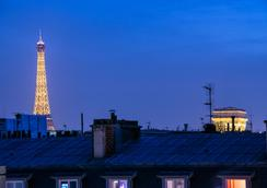 Hotel Ampere - Paris - Attractions